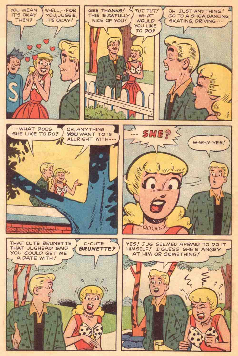 Read online Archie's Girls Betty and Veronica comic -  Issue #39 - 30