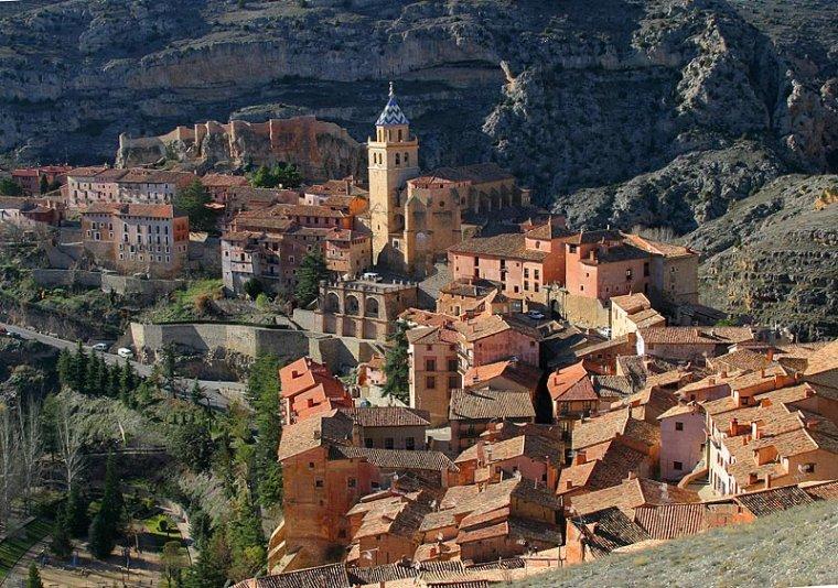 Ciudad de Albarracín