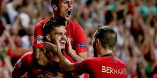 موعد مباراة البرتغال واوكرانيا الجمعة 22-3-2019 ضمن التصفيات المؤهلة ليورو 2020