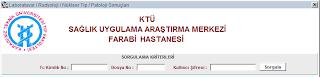 ktü+farabi+hastanesi+tahlil+sonucu+öğrenme