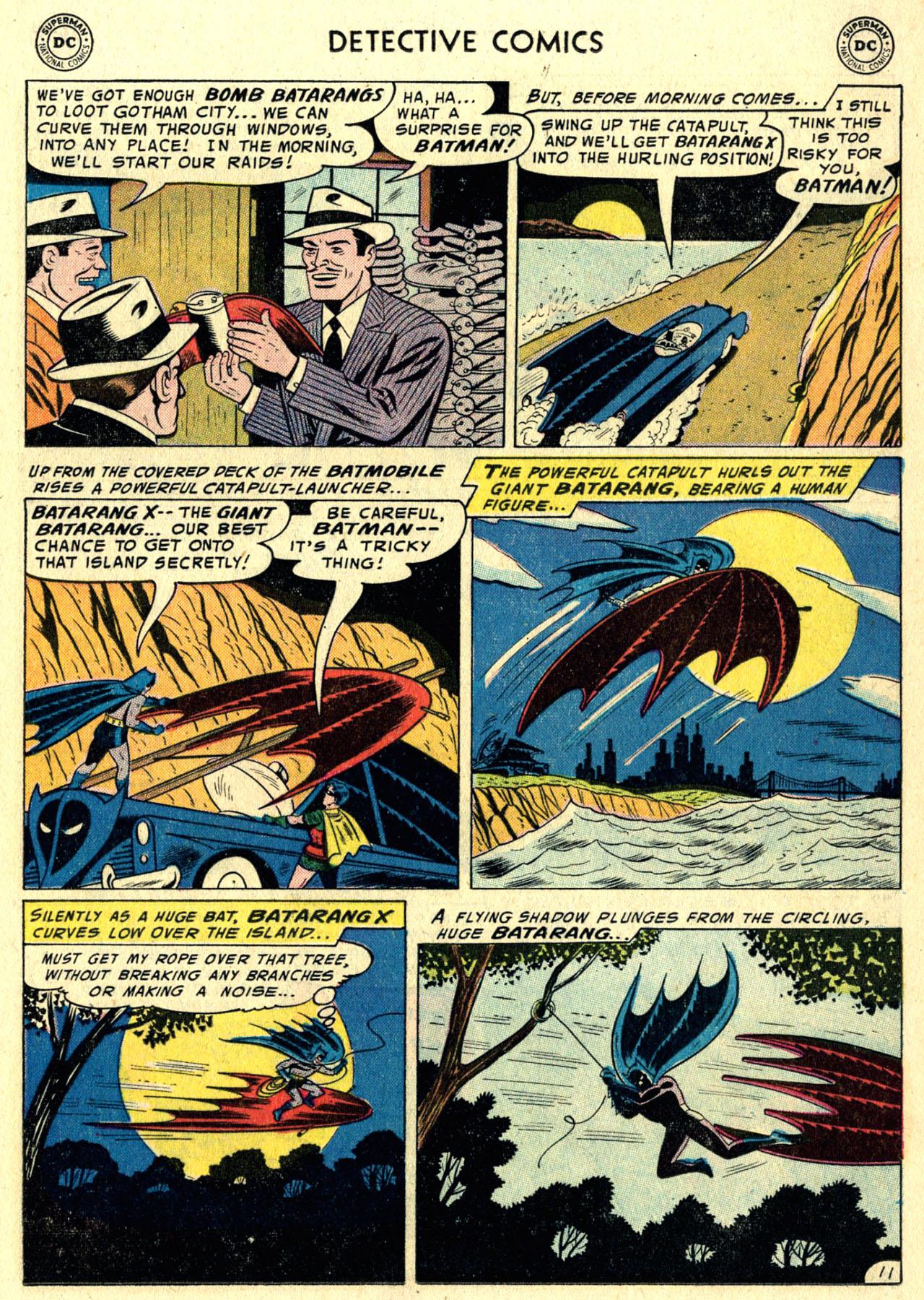Detective Comics (1937) 244 Page 12
