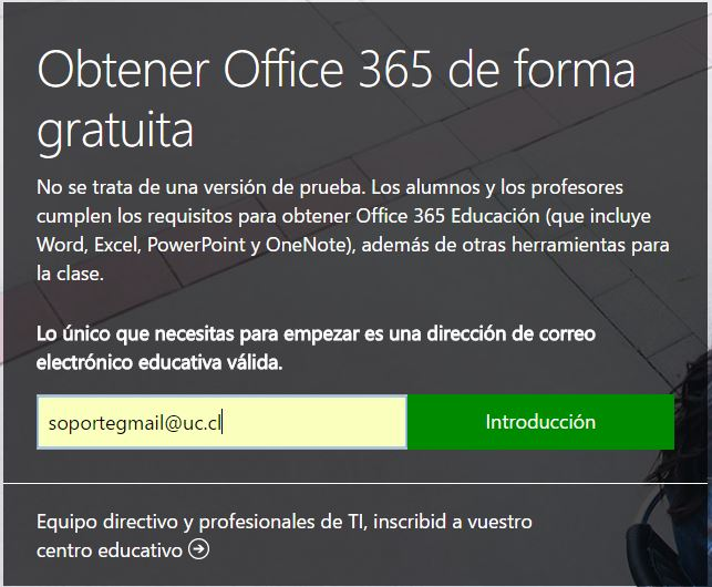 correo microsoft 365