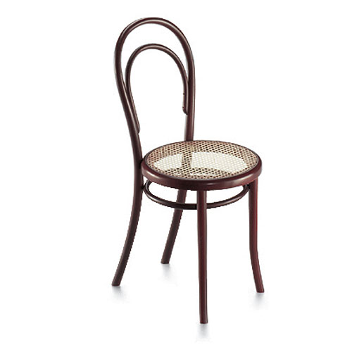 History of design thonet chair 1859 for Stuhl design thonet
