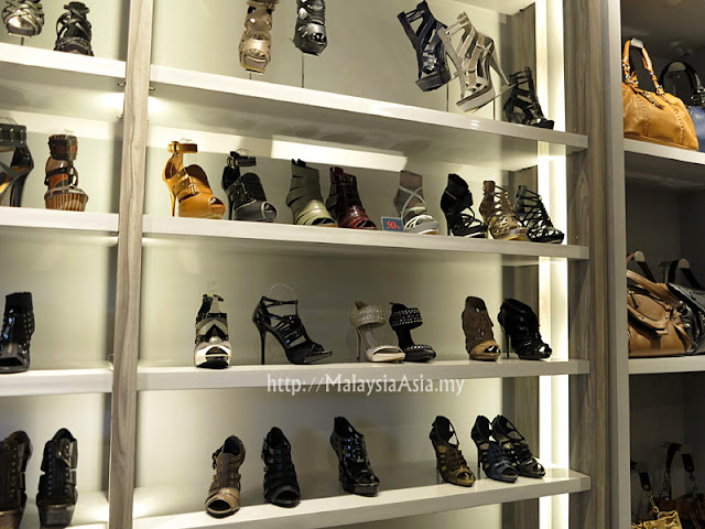 Ladies Shoes Johor Premium Outlets