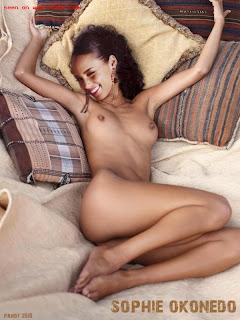 Sophie okonedo nude very