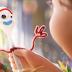 #Disney retiró de las tiendas a #Forky, el nuevo personaje de #ToyStory4