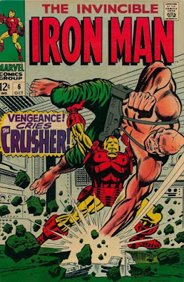 Iron Man #6, the Crusher