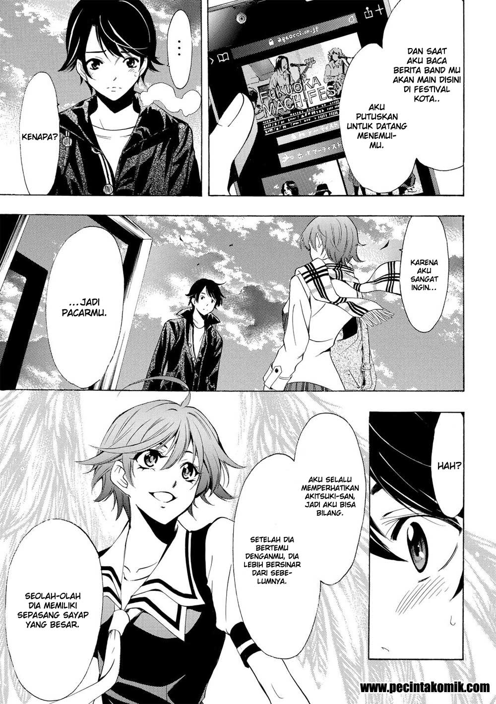 Fuuka Chapter 145-12