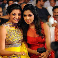 Kajal & amala naayak audio launch