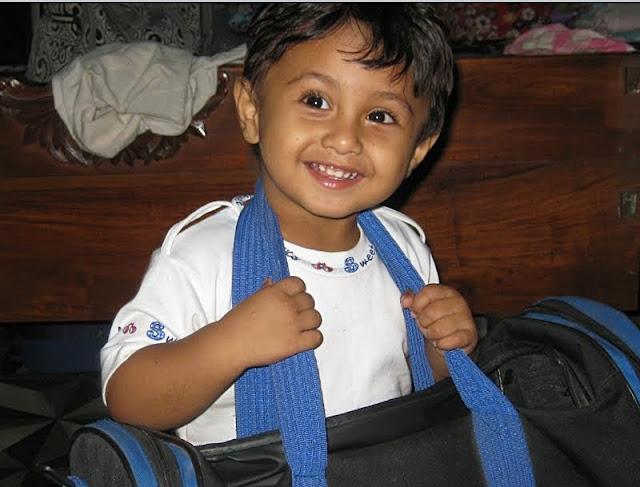 Sourajit Saha's Nephew Rick 30