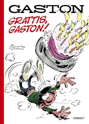 Serier: Grattis, Gaston!