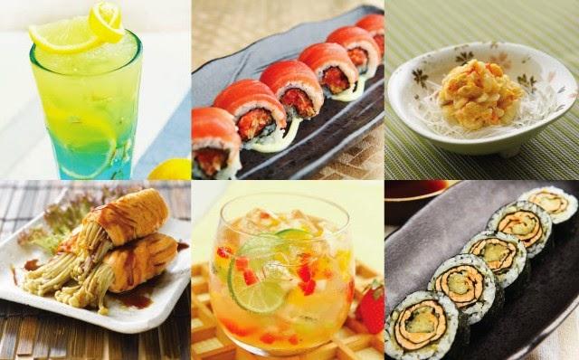 Daftar Harga Menu Sushi Tei Terbaru 2017
