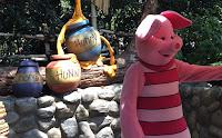 Piglet Disneyland Park Character