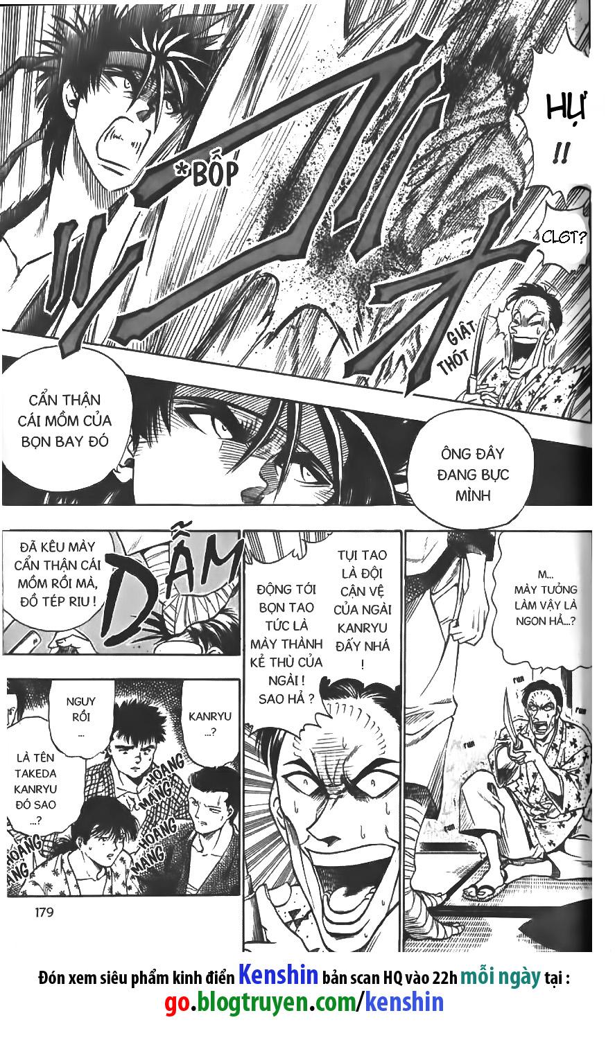 Rurouni Kenshin chap 15 trang 13