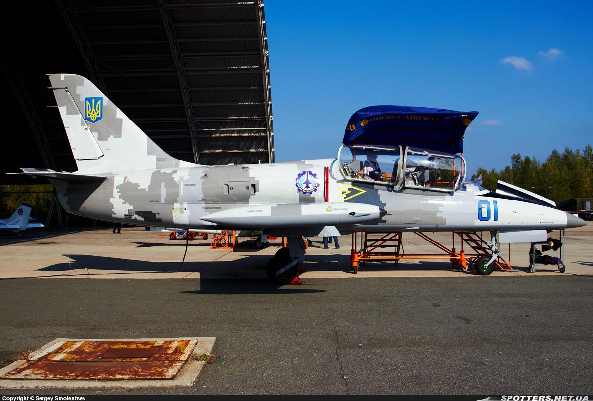 У ЗСУ стає більше модернізованих Л-39М