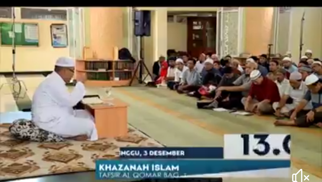 Subhanallah, Metro TV Hadirkan Ustadz Firanda Sebagai Penceramah