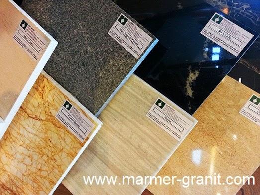 Marmer dan Granit Alam