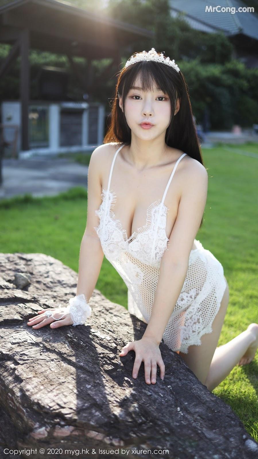 MyGirl Vol.423: Zhu Ke Er (朱可儿Flower) (41P)