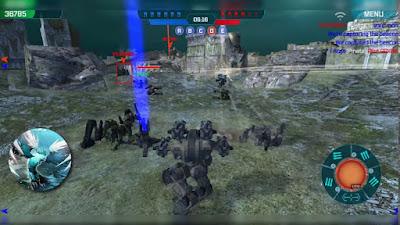 لعبة War robots للاندرويد, لعبة War robots مهكرة, لعبة War robots للاندرويد مهكرة