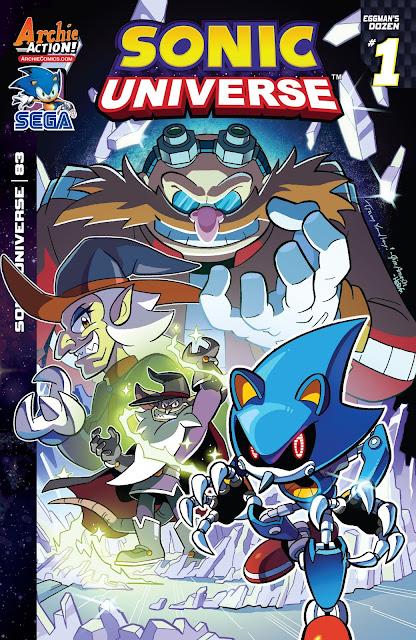 Comic de Sonic Traduccido [Universe] [Archie] - Página 4 1