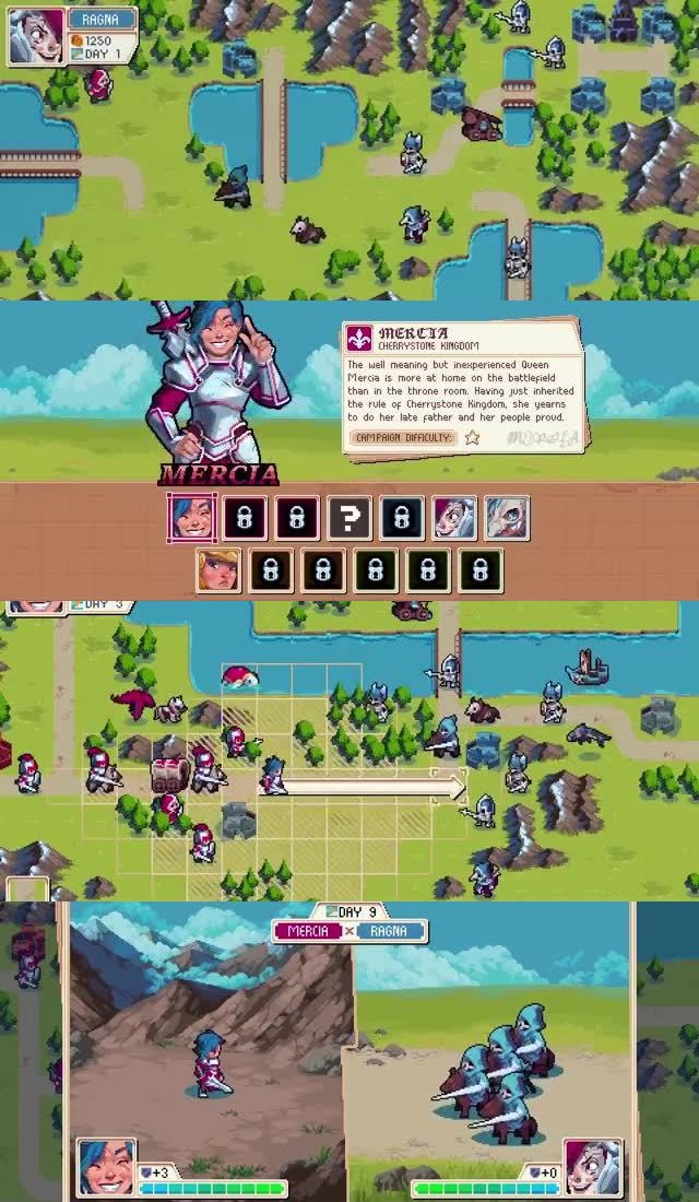 50 UPCOMING NINTENDO SWITCH GAMES OF 2018 16. Wargroove