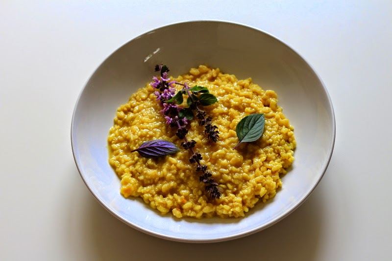 Risotto alla Milanese | Arthurs Tochter Kocht by Astrid Paul