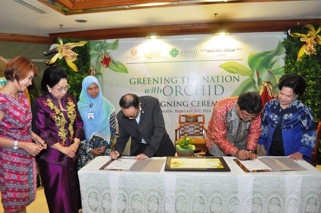 Langkah Nyata Lestarikan Anggrek di Indonesia