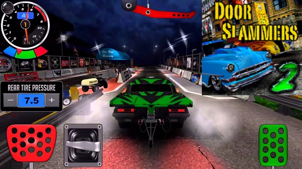 Download Door Slammers 2 Mod APK Android Game