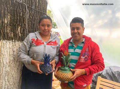 José María Alejos Serano y su esposa siguen la tradición familiar