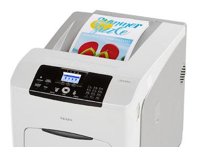 Download Ricoh SP C435DN Driver Printer