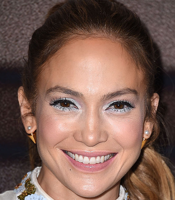 Beautytiptodaycom Jennifer Lopez Makeup Disaster Last A