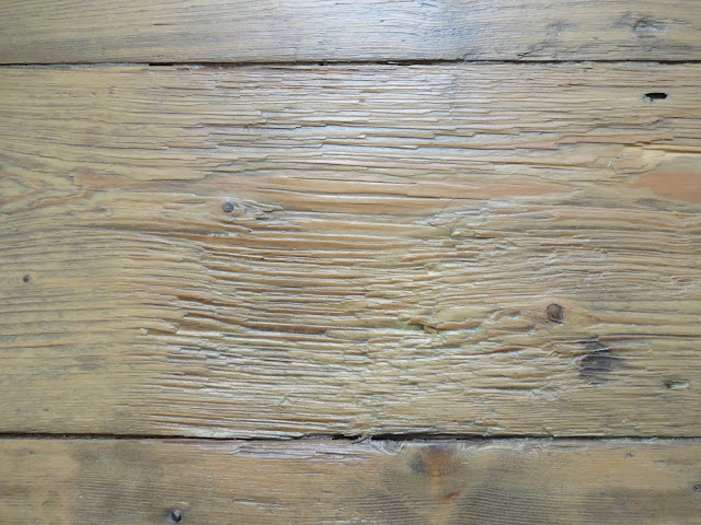 sealing rough edges in floorboards