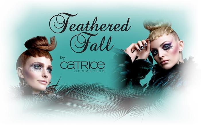 """CATRICE """"Feathered Fall""""  - EDYCJA LIMITOWANA"""