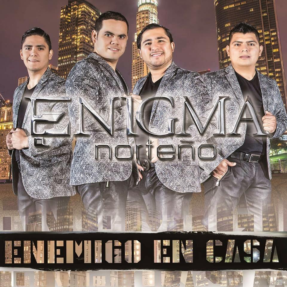 Enigma Norteño - Enemigo En Casa (Disco 2014)