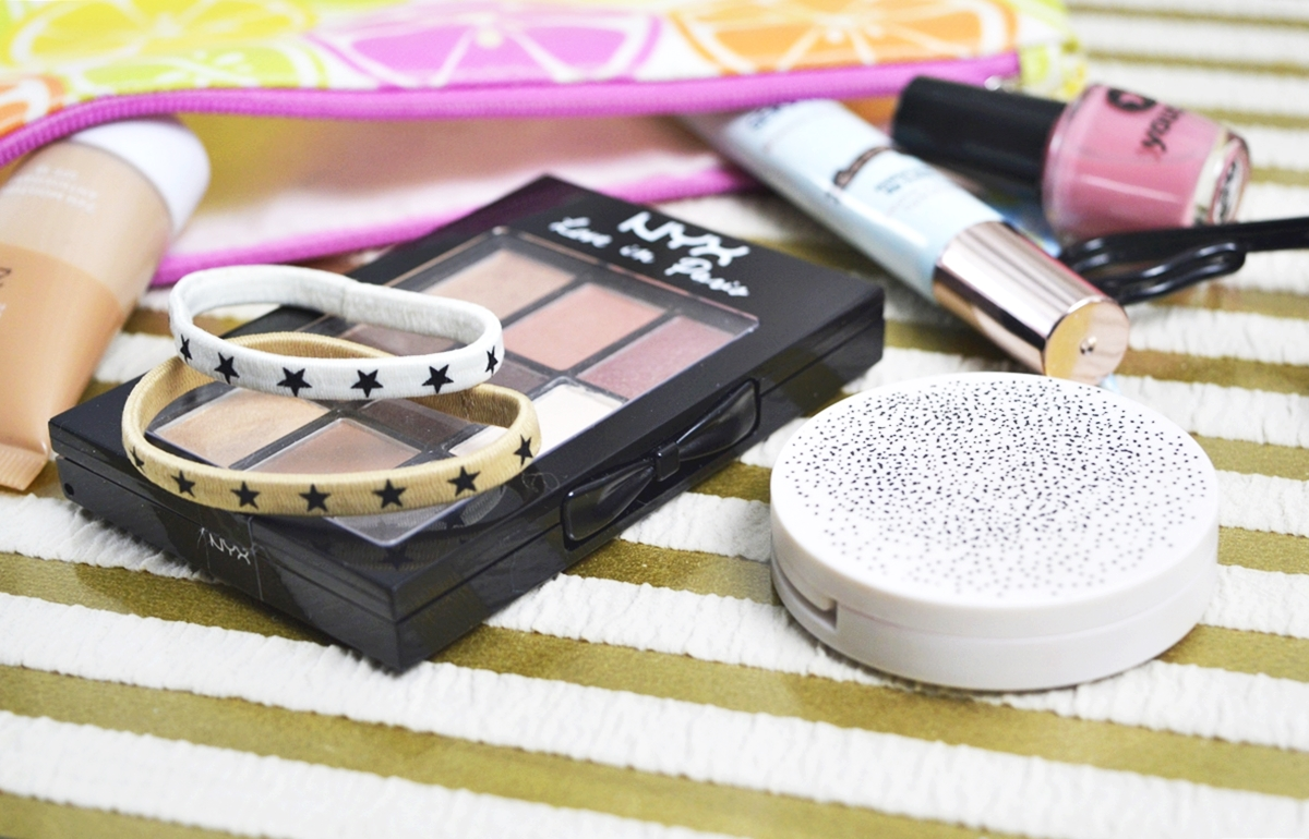What's in my BeautyBag What Else