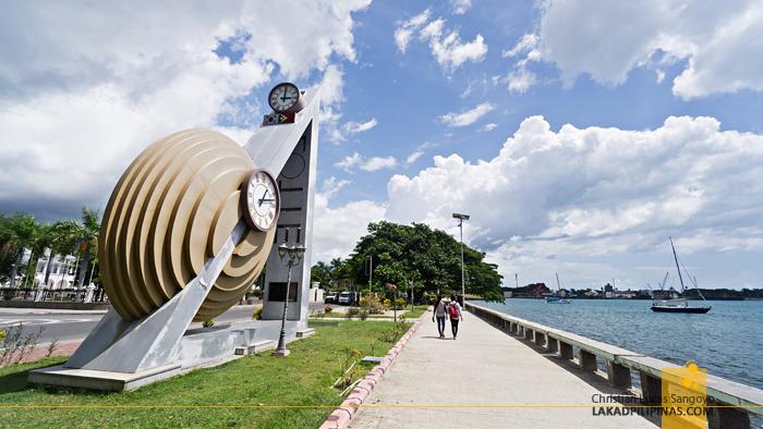Dili Boulevard East Timor