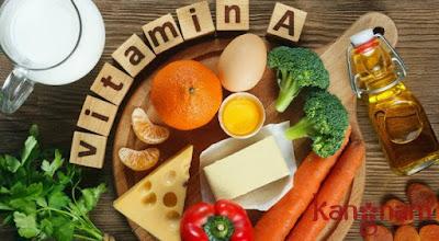 Vitamin A và vitamin D