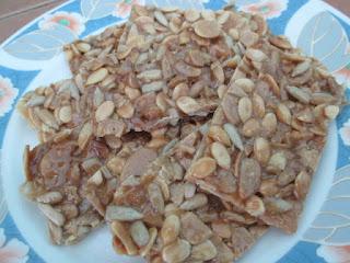 cara buat caramelo almond,tutorial bergambar