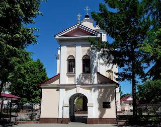 Пінськ. Кафедральний собор Святої великомучениці Варвари