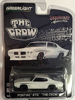 GreenLight The Crow Pontiac GTO from Midwest Street Cars Automotive