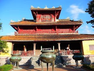 Hué Citadel in Vietnam