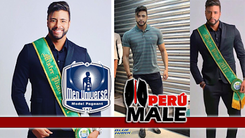 Men Universe Model Brazil 2017