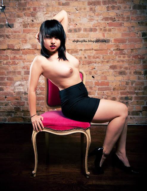 Foto Bugil Model Cantik Bertato Hot Banget Bikin Ngaceng