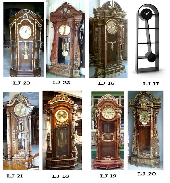 floor clock india