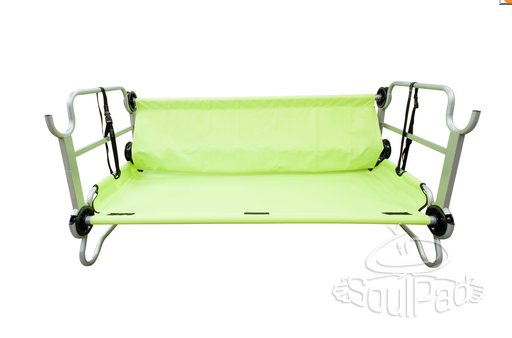Christmas Gift Ideas for families who love Camping - soulpad sofa