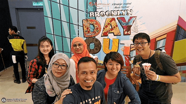 Brooklyn Day Out, Sky Avenue, Resorts World Genting,