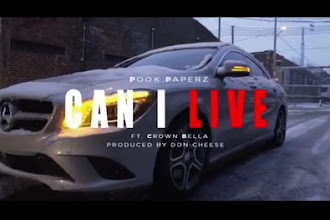 "Pook Paperz - ""Crown Bella - ""Can I Live"" Video | @Pook215Paperz @CrownBella"
