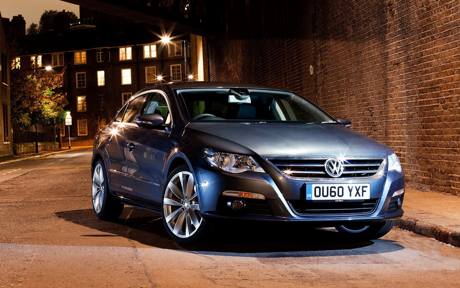 Wallpapers Of Beautiful Cars: Volkswagen CC (aka