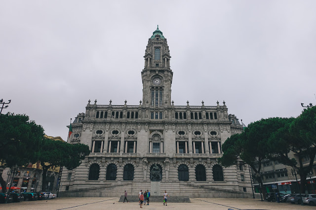 ポルト市庁舎(Câmara Municipal do Porto)