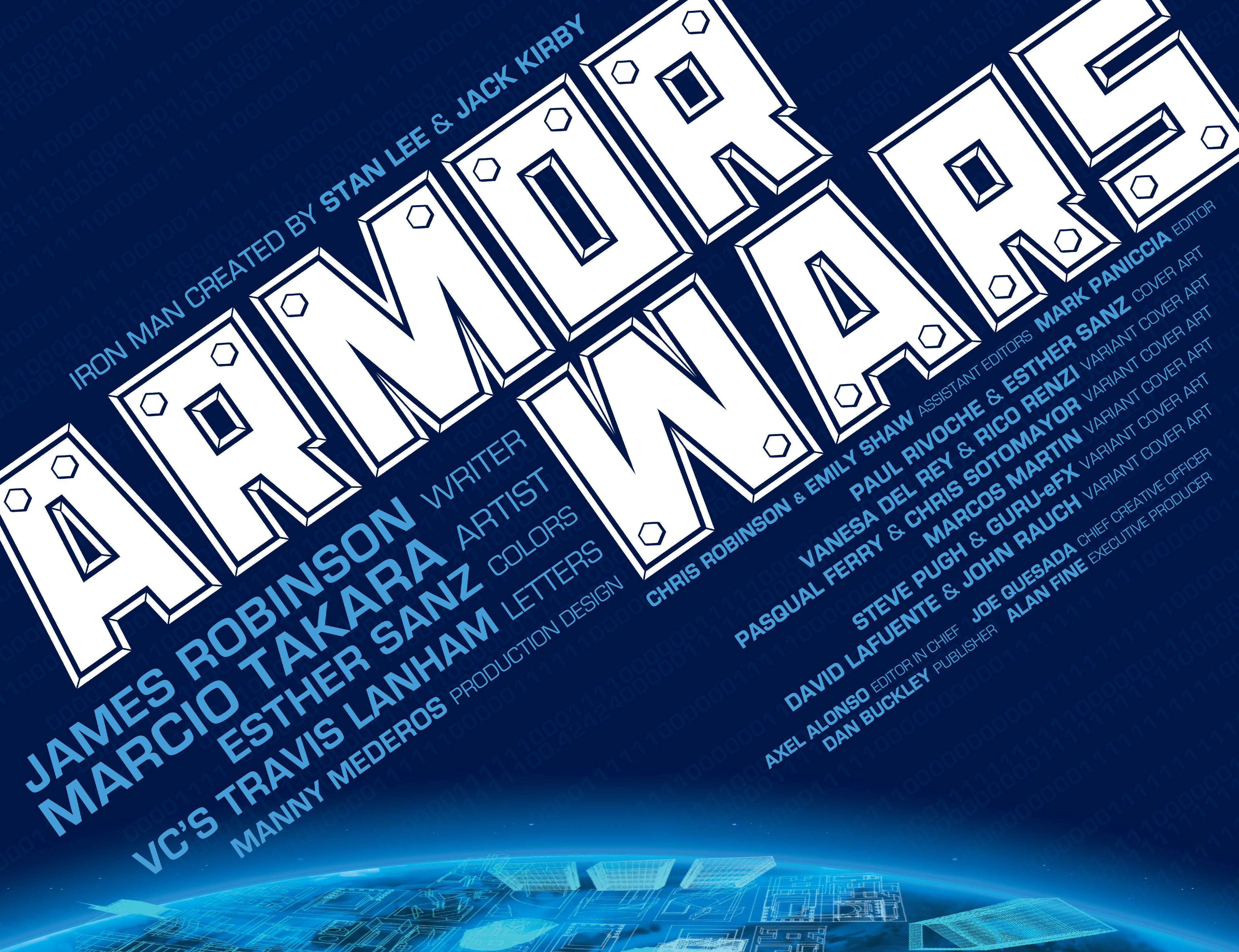 Read online Armor Wars comic -  Issue #1 - 10